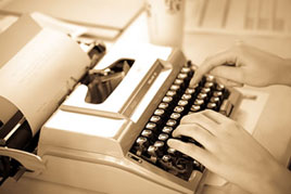 Love Letters Typewriter